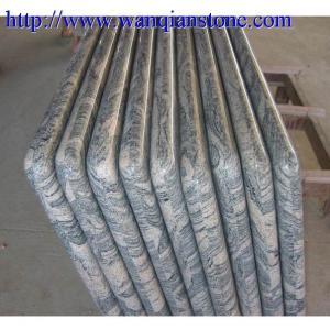 China sand Ripple Granite countertop on sale