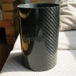 Best Large Diameter Twill Carbon Fiber Pipe wholesale