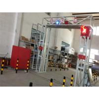 Cheap 200kv Generator Vehicle And Cargo Inspection System 5-10km/H Scanning Speed for sale