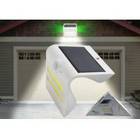 Best Portable LED Solar Motion Light , Motion Activated Solar Flood Light Li Ion Battery 3.2V 1200mAH wholesale