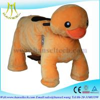 2015 best seller coin operated toy animal rides