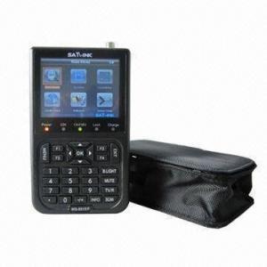 Best Satellite Finder for HIQ 8PSK DVB-S/DVB-S2 Digital Satellite, 950 to 2150MHz Frequency Range wholesale