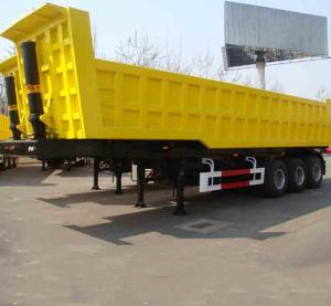 China Dump Semi-Trailer 3 axles 42cbm on sale