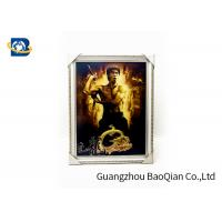 Best Customized Lenticular 3D Pictures Stereograph Printing Flip Bruce Lee Animation Picture wholesale