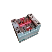 China 718H Plastic Injection Mold Tooling Custom 300000 500000Shots on sale