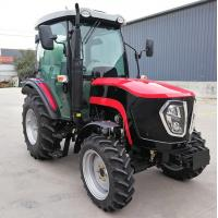 Best Small Farm Compact Diesel Tractor Large Torque Reserve Low Fuel Consumption wholesale