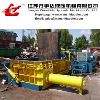 Best Scrap steel compactor baler wholesale