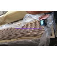 Best Straight Copper Tube ASTM B111 O61 C70600 C71500 Used for Boiler, Heat Exchanger, Air condenser 19.05*2.11*6096mm wholesale