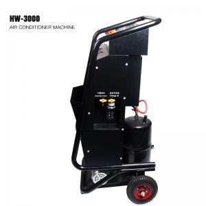 Best 780W 8HP Portable AC Machine R134a HW-3000 AC Recharge Machine For Car wholesale