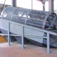 China Trommel screen for seasand&riversand grading on sale