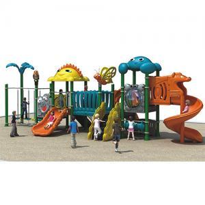 China Kids Backyard Play Equipment Animal Series Non - Toxic Medium Size 1080*450*350 Cm on sale