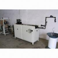 China Double Loop Wire Forming Machine with 220V, 50/60Hz, 0.75kW Electrical Equipment on sale