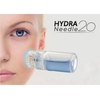 Buy cheap Aqua Gold 0.6mm Microchannel MESOTHERAPY Tappy Nyaam Nyaam Fine Touch for Hyaluronic Acid Essence from wholesalers