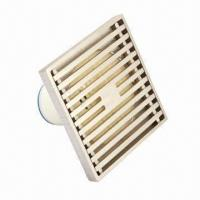 China Floor Drain, Made of Stainless Steel, Anti-erosion, OEM Orders Accepted on sale