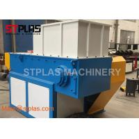 China Durable Plastic Waste Grinding Machine / Stable Waste Shredder Machine on sale