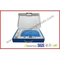Corrugated Paper Box for Player Portable GB With EPS Foam Insert