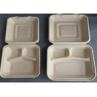 Best New Arrival Disposable Lunch Box, Biodegradable Corn Starch Food Container, Paper Lunch Box wholesale