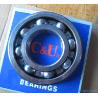 China Standard Industrial Deep Groove Ball Bearings P0 / P6 / P5 For Welding Machine on sale
