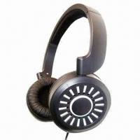 Best Wired Stereo Headset with 40mm Speaker, 1,000mV Power Capability, Suitable for PC and DVD Players wholesale