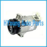 Buy cheap Auto parts ac compressor for HOLDEN ASTRA AH 1.6L 13124750 from wholesalers