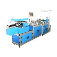 Best High Speed Automatic Plastic PE / Non woven Bouffant Cap Making Machine wholesale