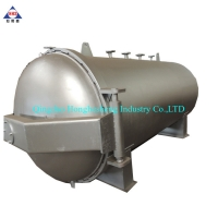 Giant Pipe Rubber Lining Vulcanization Tank Indirect Steam Heating