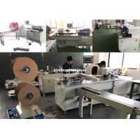China Loop wire binding machine with punching function PBW580 for calendar and book on sale