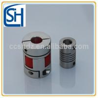 China China Manufacture,Made By Hand,Aluminium Motor Shaft Flexible Couplings on sale