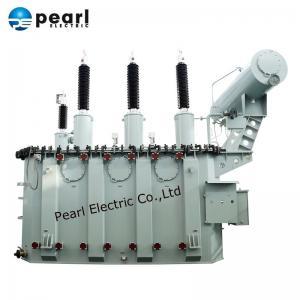 Best 110kV 80MVA Power Transformer With  Oil Tank / Power Step Down Transformer wholesale