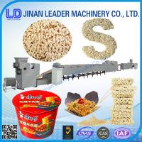 China Stainless steel instant noodles making equipments food processing machine on sale