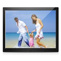 Best Ultrathin HD Portable Electronic Picture Frame 15 Inch With HDMI AV Input wholesale