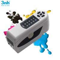China Pigment Tattoo Color Check Hunter Lab Colorimeter 3nh NH300 With Powder Test Box Accessory on sale