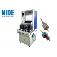 China Armature Motor Testing Equipment For Electrical strength , Double Working Station on sale