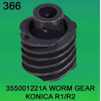 Best 355001221A / 3550 01221A WORM GEAR FOR KONICA R1,R2 minilab wholesale