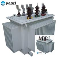 Best High Efficiency Oil Immersed Transformer 11 kV - 3500 kVA Low Loss Low Noise wholesale