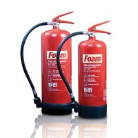 Best Inner Painting  Safety Fire Extinguisher , 9L Foam Type Fire Extinguisher For School wholesale