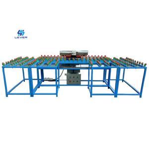 China 2500mm*2500mm 5m/Min 1.6kw Glass Edge Polishing Machine on sale