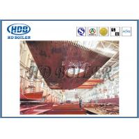 Power Plant Furnace Water Wall Panels For Water Tube Boilers Corrosion