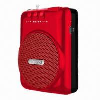Best Mini Personal Amplifier with MP3 Function, FM Radio and Line-in function for iPad/iPhone wholesale