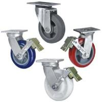 China heavy duty caster,hand truck caster,heavy trolley caster,conveyor caster on sale