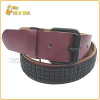 Best Man PU Studded Fashion Belt wholesale