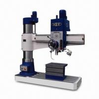 Best Radial Drilling Machine with 315mm Spindle Travel and 16 Spindle Speeds, Measures 500 x 630mm wholesale