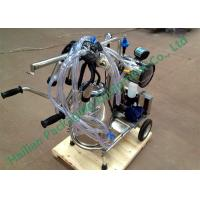 Best Hand Operated Mobile Milking Machine Household Cows Milking wholesale