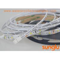 Cheap Waterproof SMD3528 60D Display Cabinet Flexible LED Strip light LED tape with male plug L822 for sale