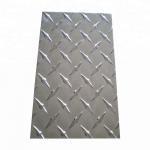 Best Decoration Aluminium Checker Plate , Customized Diamond Plate Sheets wholesale