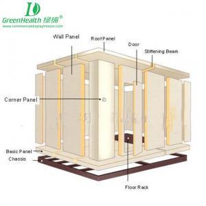 Best Large Cold Storage Room Compressor Condenser Equipment With Digital Temperature Controller wholesale