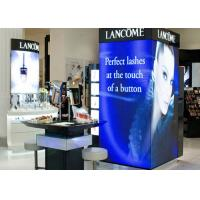 China Indoor P4 Advertising Led Fixed Screen , Led Video Wall Screen Full Color 1G1R1B on sale