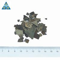 Best Electrolytic Manganese Metal Flake 99.7% Mn Metal Mn 99.7%min Metal Mn Flakes or Mn Chips for sale wholesale