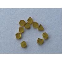 Best SCD-WD Synthetic HPHT Diamond , Single Crystalline Diamond For Wire Drawing Dies wholesale