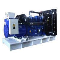China 1000KVA 800KW UK perkins diesel generator set for Industrial 50 / 60HZ on sale